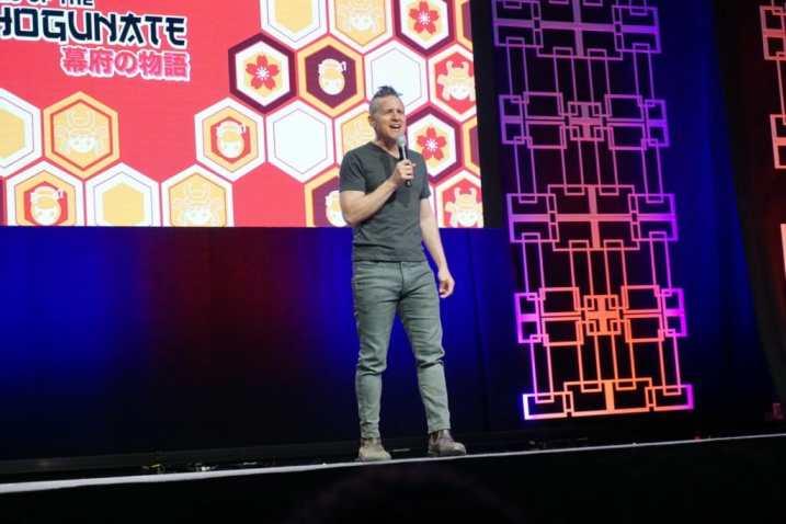 Anime Boston 2019 - Opening Ceremonies - Yuri Lowenthal