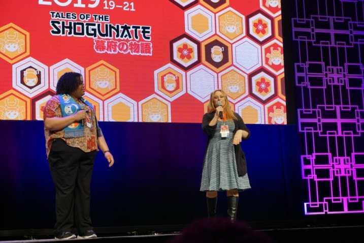 Anime Boston 2019 - Opening Ceremonies - Tara Sands