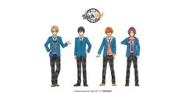 Ensemble Stars Anime Cast Visual - Trickstar