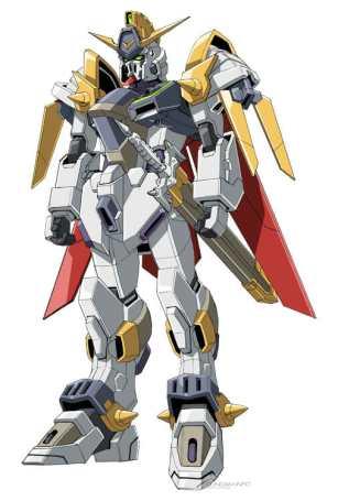 Gundam Build Divers ReRISE Mecha Visual - Justice Knight