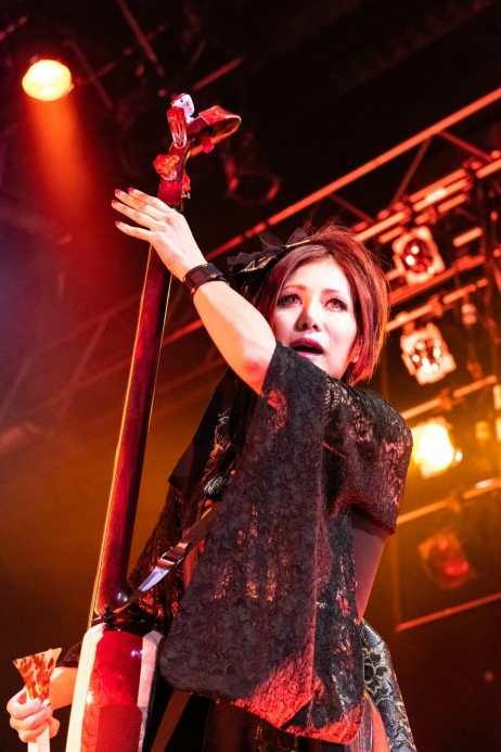 Japan Night 2019 - Wagakki Band - Beni