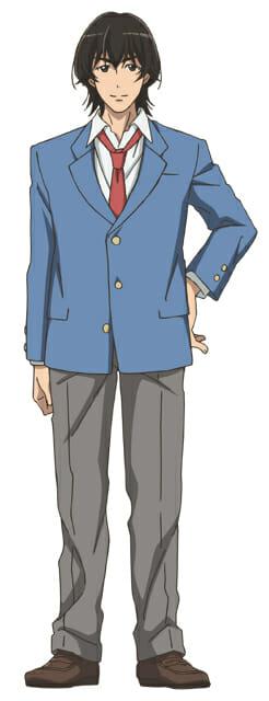 Hokago Saikoro Club Character Visual - Yuta Aoshima