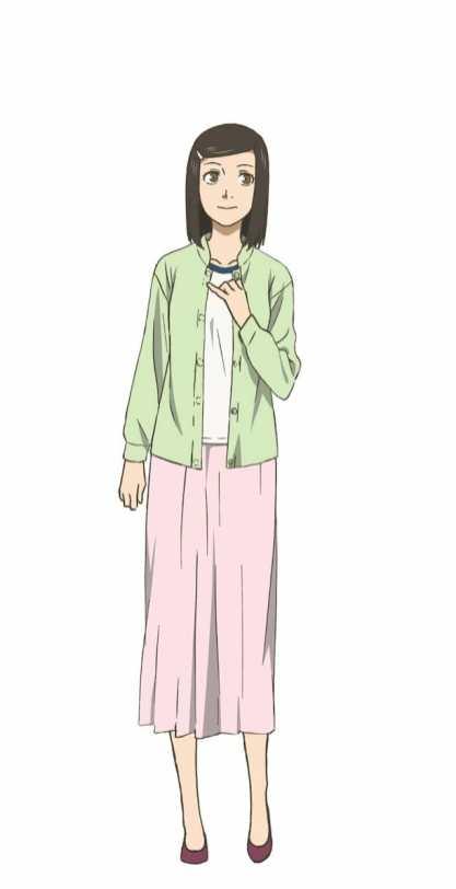 Wave Listen to Me Character Visual - Mizuho Nanba