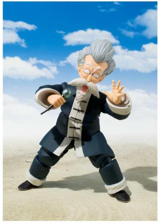 Photo of a figure of Dragon Ball's Juckie Chun