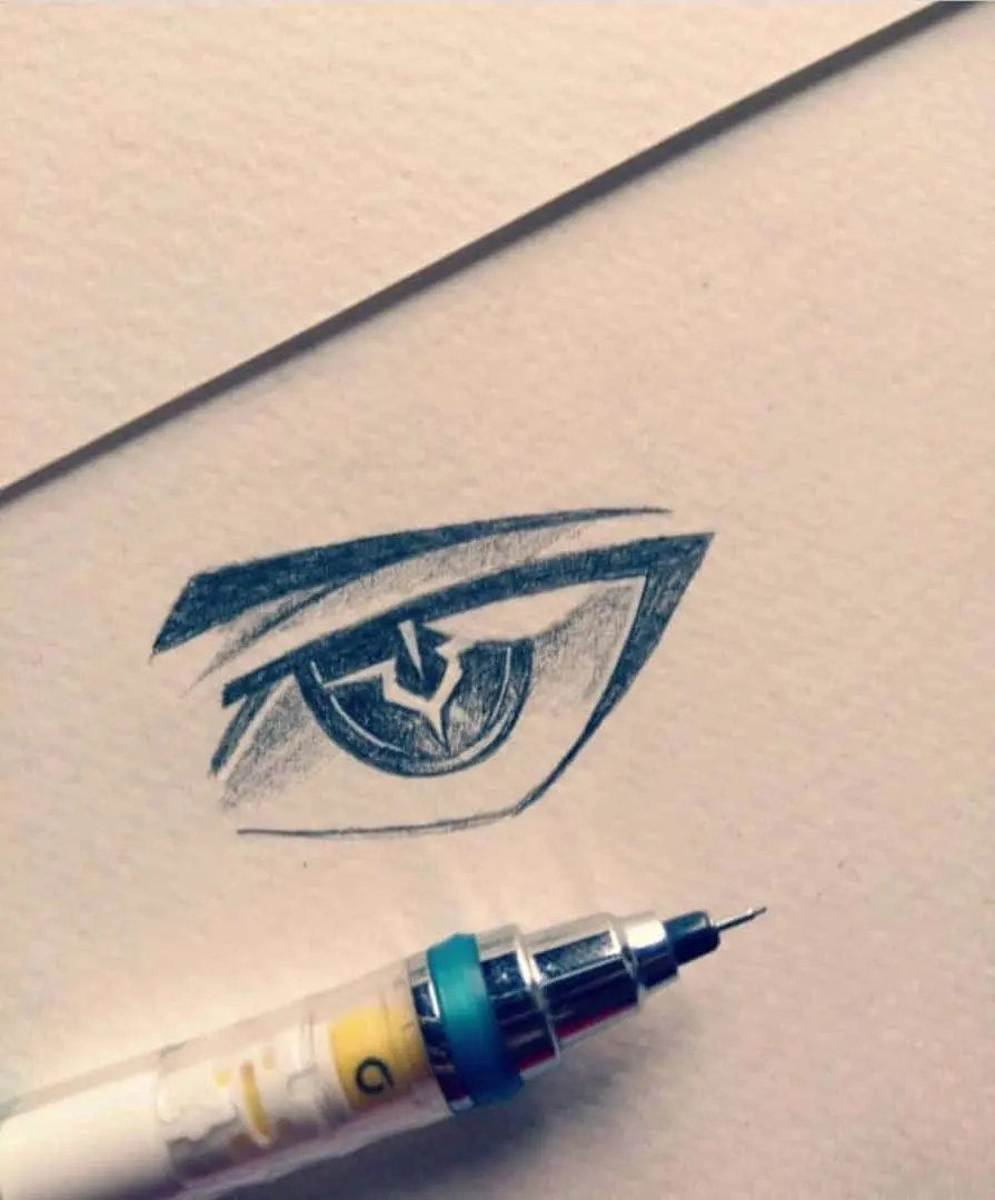 Anime Eyes How To Draw Anime Eyes Fast Tutorial By Anime Ignite