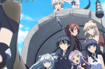 Visuel Death March to the Parallel World Rhapsody