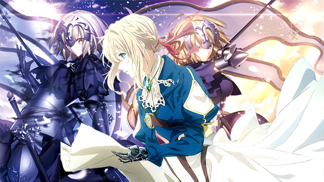 Violet Evergarden Added to 'Fate/Grand Order'   Anime Maru