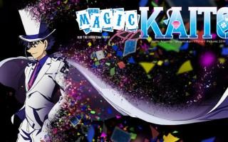 Magic Kaito 1412 news