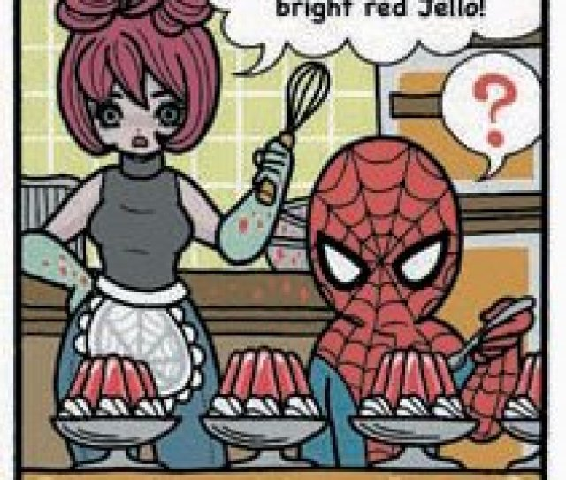 C B Cebulski An Editor At Marvel Comics Posted Two Spider Man Drawings By Junko Mizuno And Indicated That The Manga Artist Is Working On A Marvel