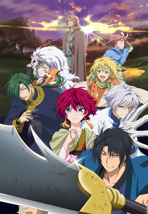 Image result for yona of the dawn dragons and  hawk