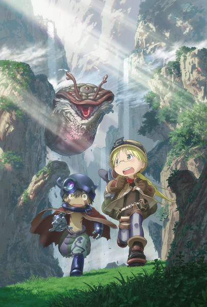 Image result for made in abyss anime