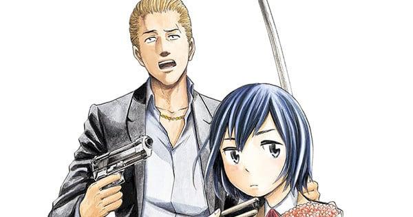 Image result for hinamatsuri anime 2018