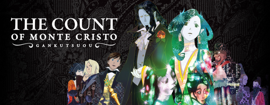 Image result for count de monte cristo animation