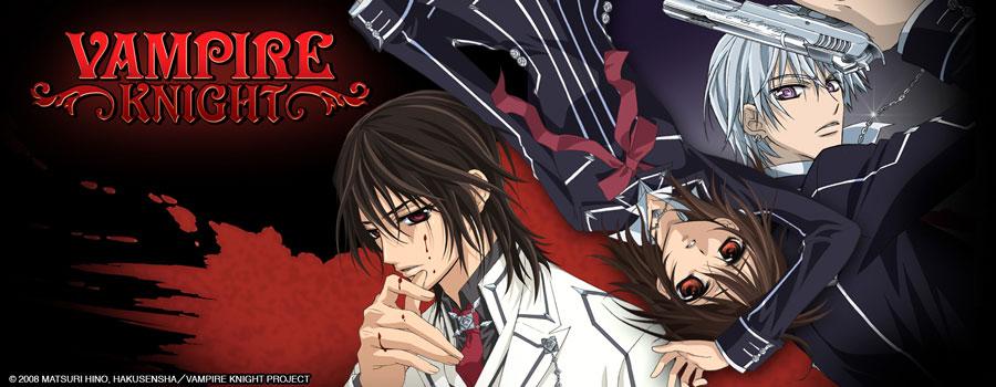 Image result for Vampire Knight