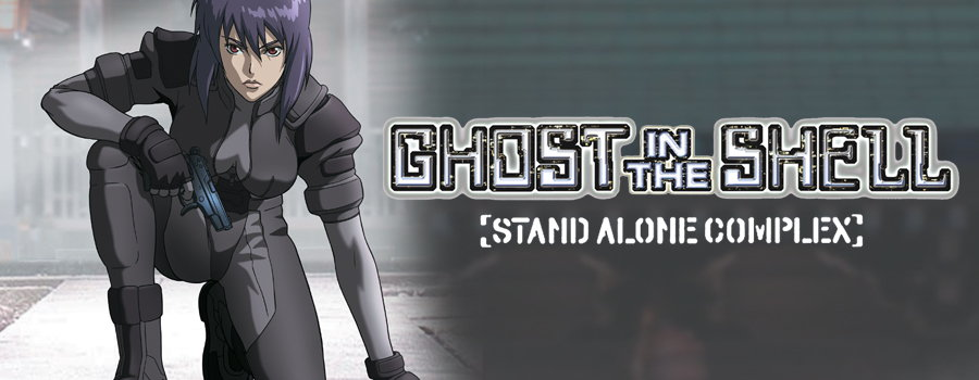 Résultat d'images pour ghost in the shell stand alone complex anime