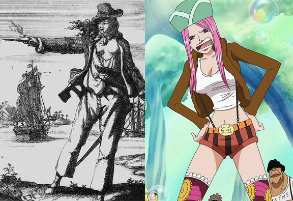 The Real Pirates Of One Piece Anime News Network