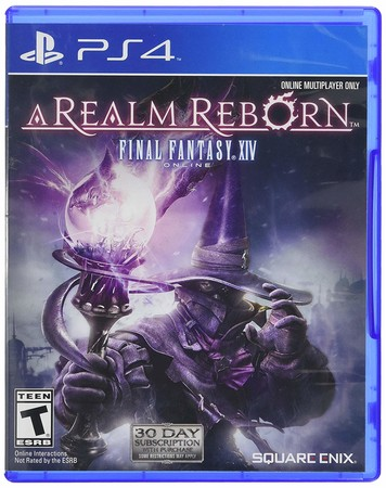 Error Final Fantasy Xiv Ps4 - Topgames100