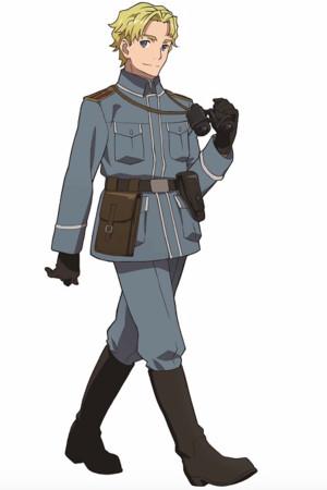 Hans: KENN (Scared Rider Xechs)