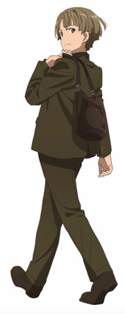 Ricelt: Natsuki Hanae (D.Gray-man Hallow)