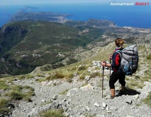 Backpacking Annalisa Galloni