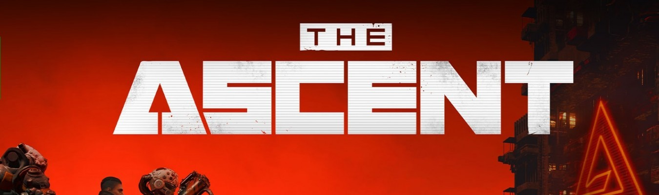 Neon Giant divulga novas imagens e detalhes de The Ascent, seu próximo RPG isométrico cyberpunk