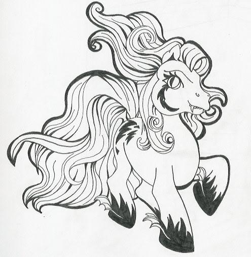 my little pony ausmalbilder # 42