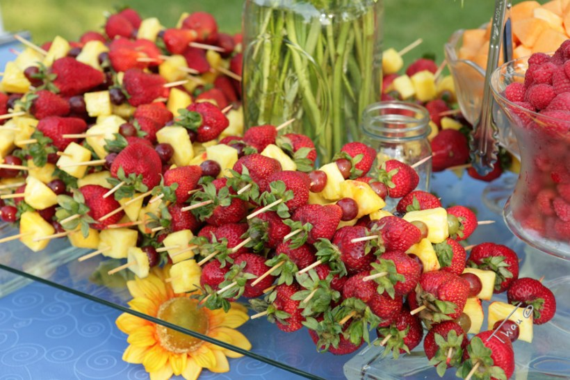 Nice Appetizers For Wedding Reception Ideas Gallery - Wedding Flower ...