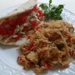 Fish Tacos with Cilantro Coleslaw