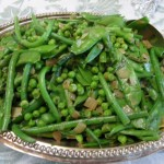 Spring Vegetable Mix