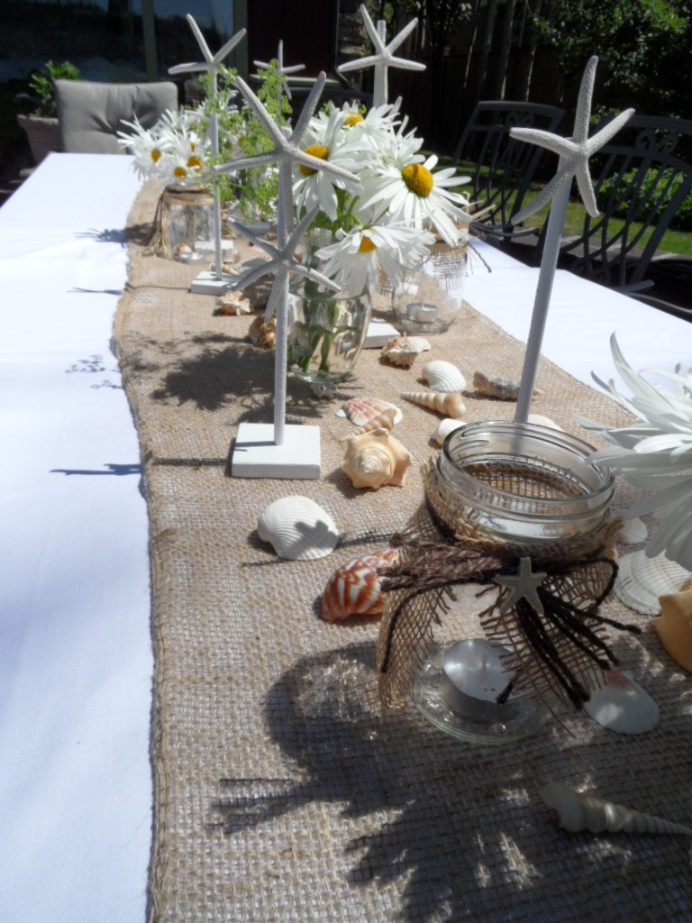 Beach Theme Summer Party Decorations An Inspired Kitchen