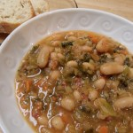 Tuscan Bean and Kale Soup – Ribolita