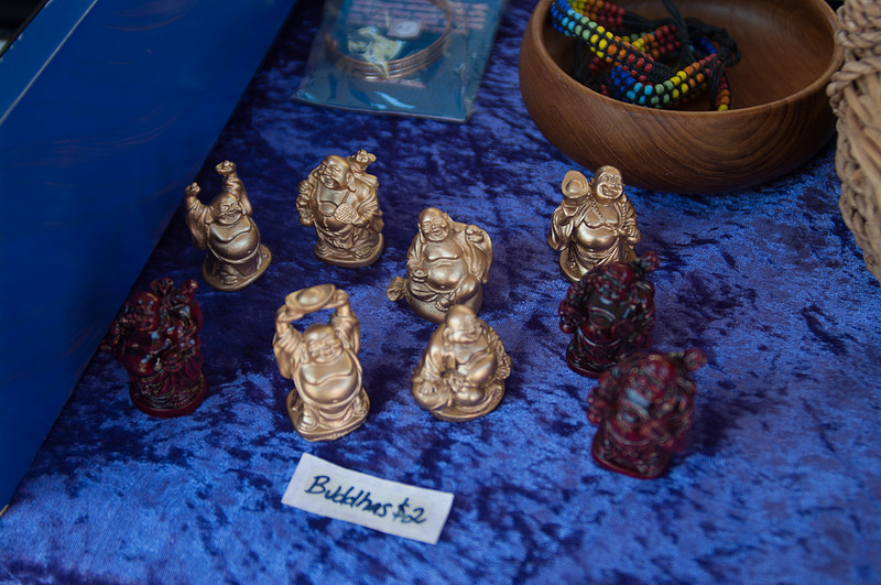 Buddhas ($2) at the Cleveland Markets, Brisbane QLD Australia  20150802-VPR00348.jpg