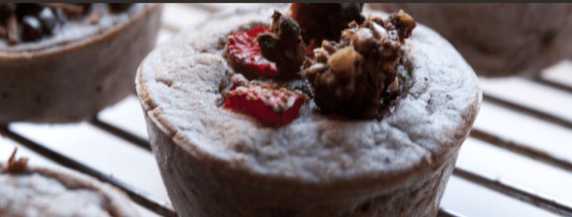 Gluten Free Acai Pancake Bites