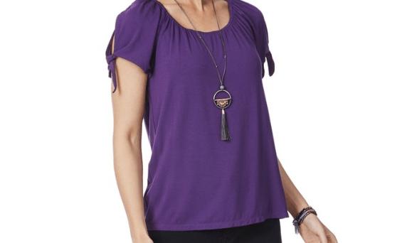 Rockman's Purple Top