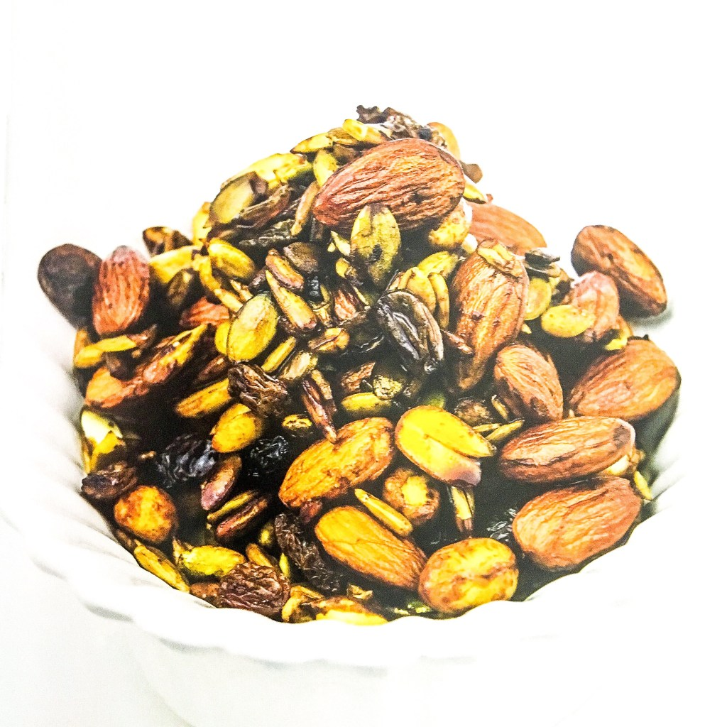 Recipe for Tamari Nuts