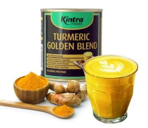 Kintra Foods Turmeric Golden Blend