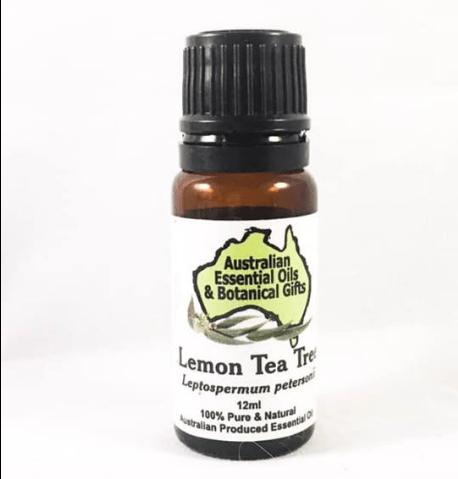 Lemon Tea Tree Australian Essential Oil