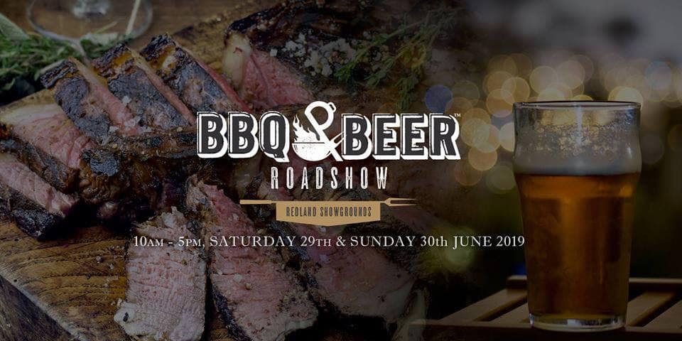BBQ & BEER ROADSHOW