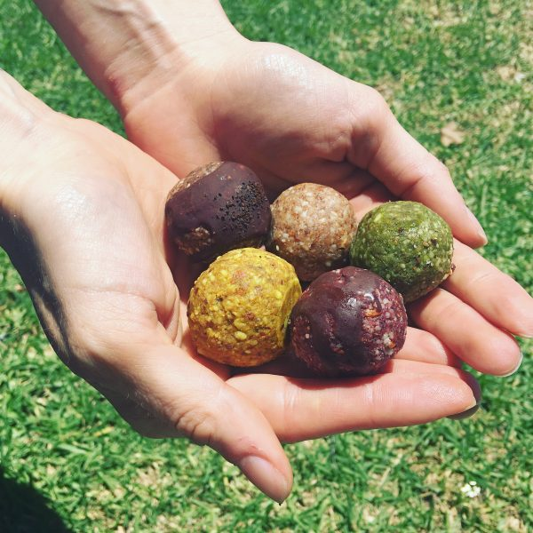 Revival Food Co. Gluten-Free Snack Balls and Brownies