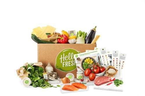 The lovely people at Hello Fresh have given me 3 FREE boxes to give away worth $139.95 each! First 3 to comment win!