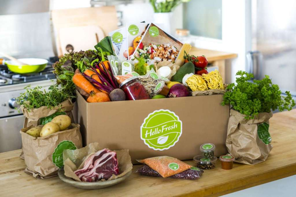 The lovely people at Hello Fresh have given me 3 FREE boxes to give away worth $139.95 each! First 3 Australians to comment on our post on Facebook will win!