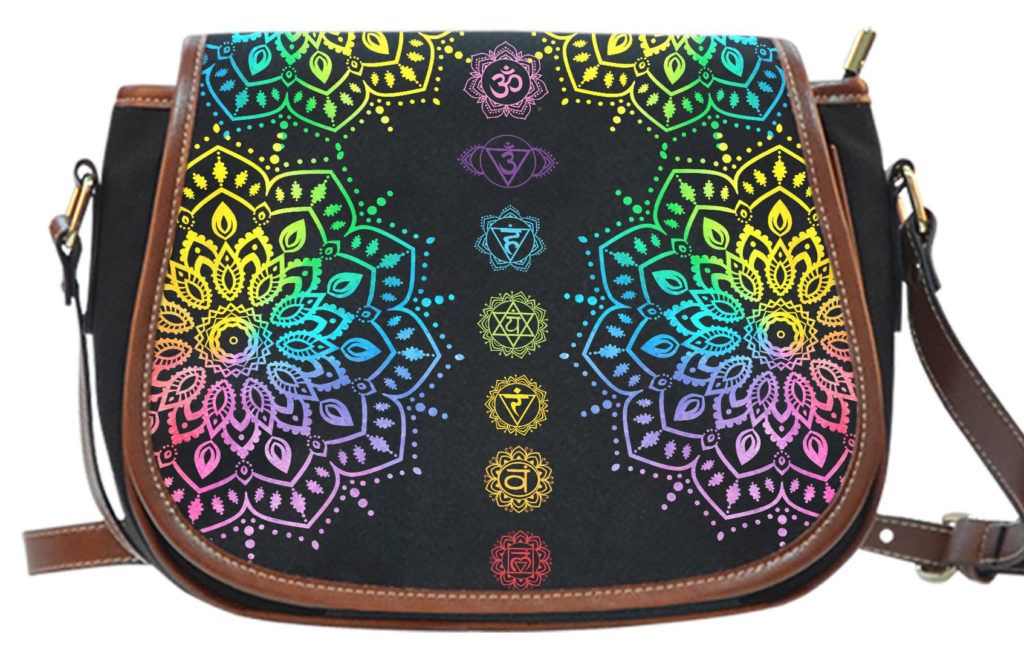 Yes We Vibe Chakra Love Bag