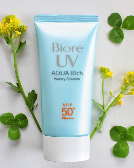 Biore Sunscreen Review