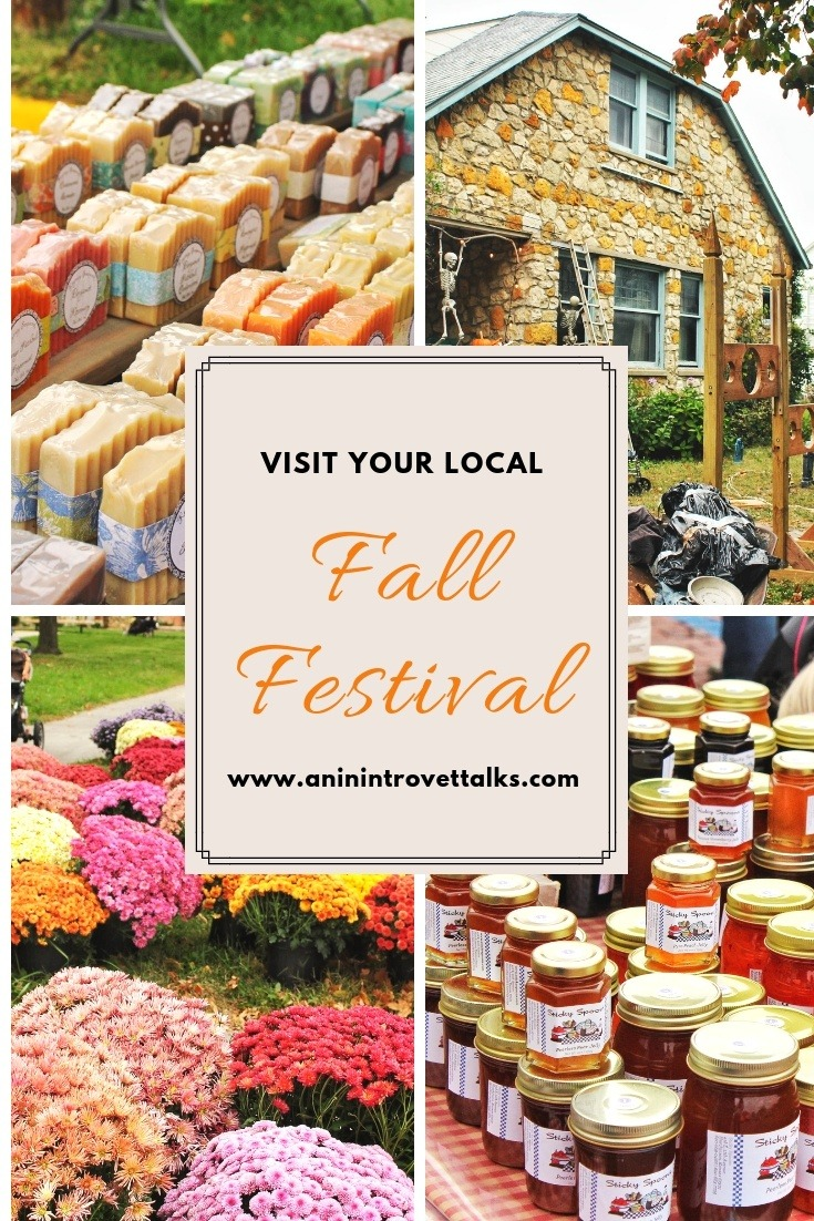 Visit Your Local Fall Festival