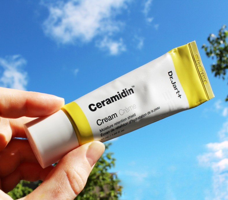 Dr. Jart+ Ceramidin Cream Review