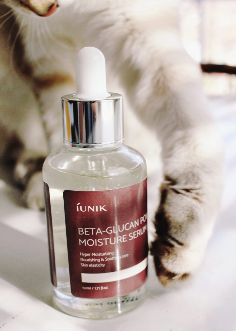 iUNIK Beta-Glucan Serum Review