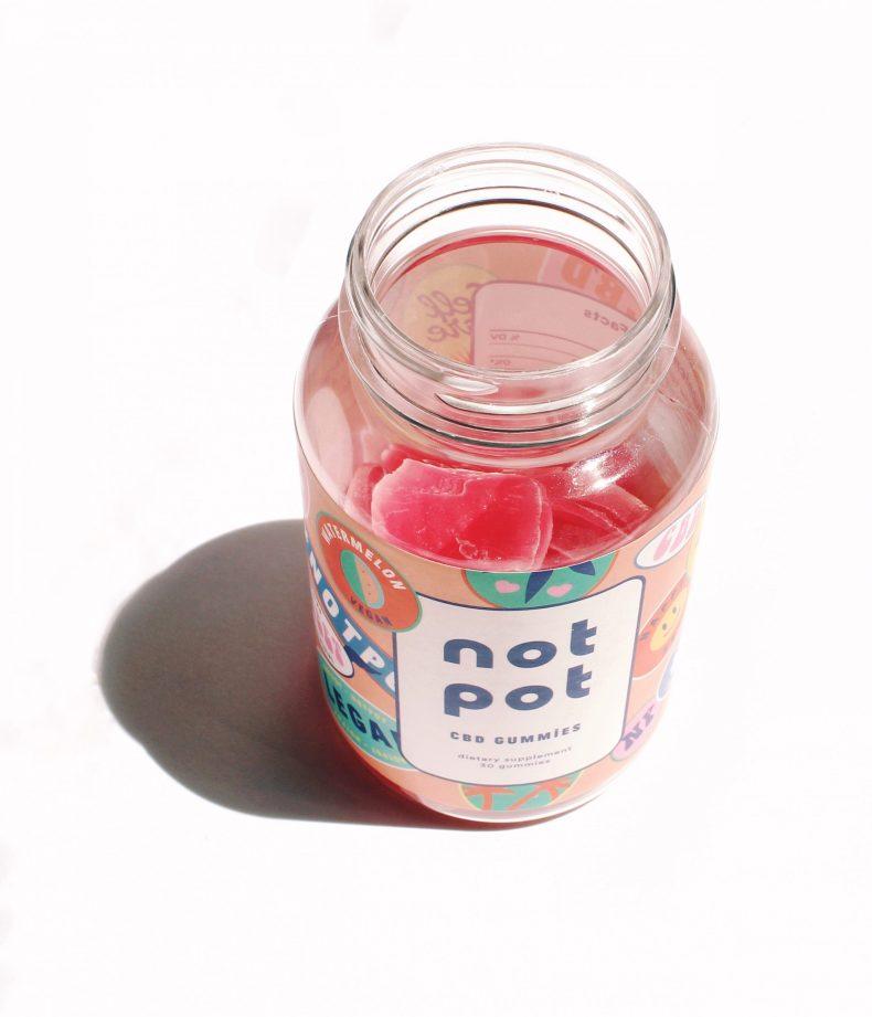 Not Pot CBD Gummies Review