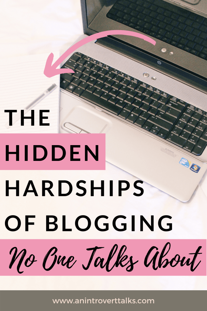 The Hidden Hardships of Blogging No One Talks About
