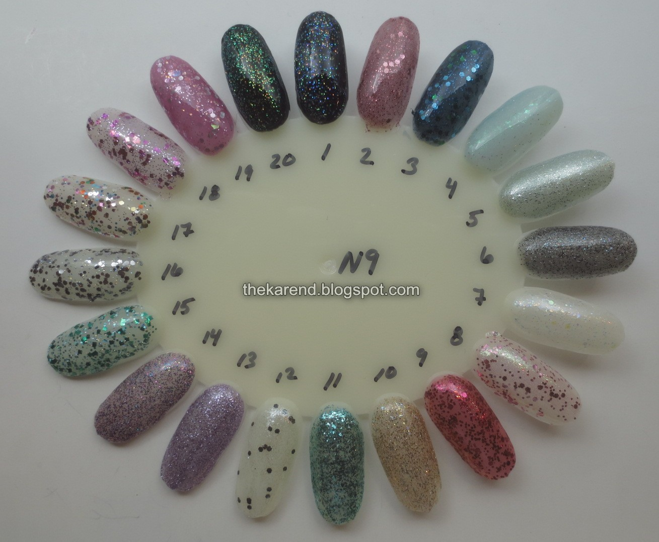 Yes But No Polish In The Recent Ones That S Too Bad Because They Ve Done Some Great Polishes For Reasonable Of On This Wheel