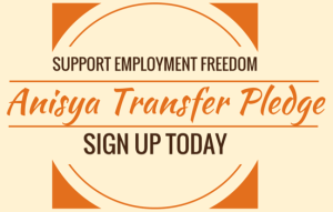 Transfer Pledge - Sign Up Today